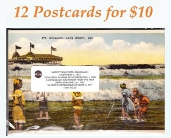 12 Postcards for $10