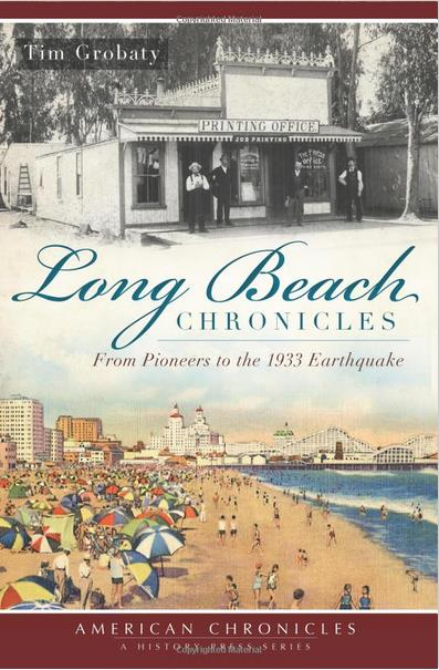 Long Beach Chronicles book cover