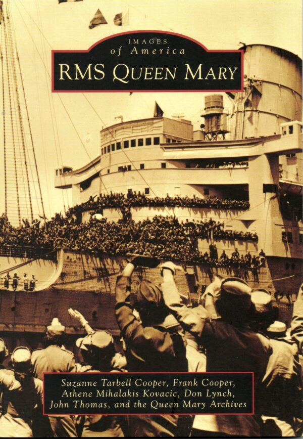 book-john thomas et al-rms queen mary-1