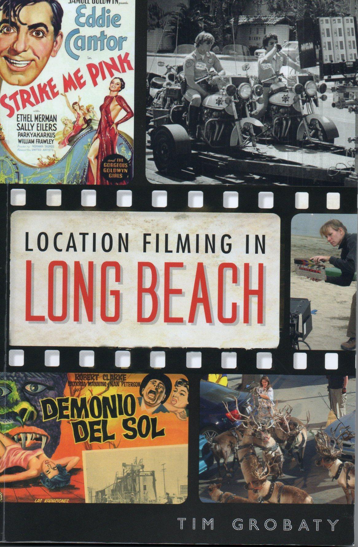 book tim grobaty location filming