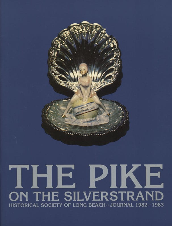Pike on the Silverstrand Historical book from HSLB