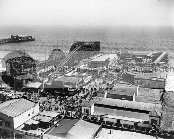 Silver Spray Pier, 1924 1