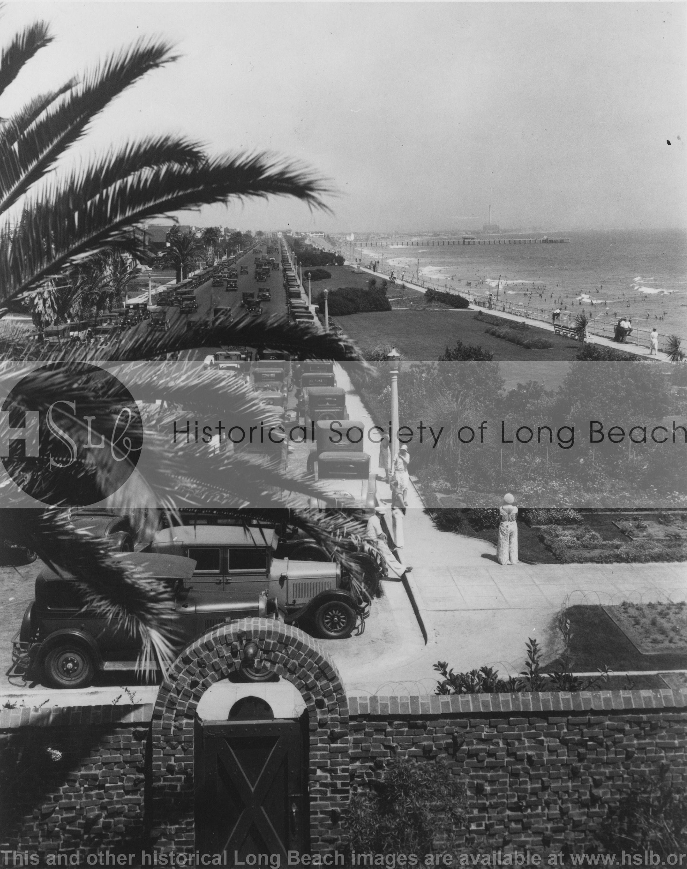 Bluff Park, 1930 vintage photograph