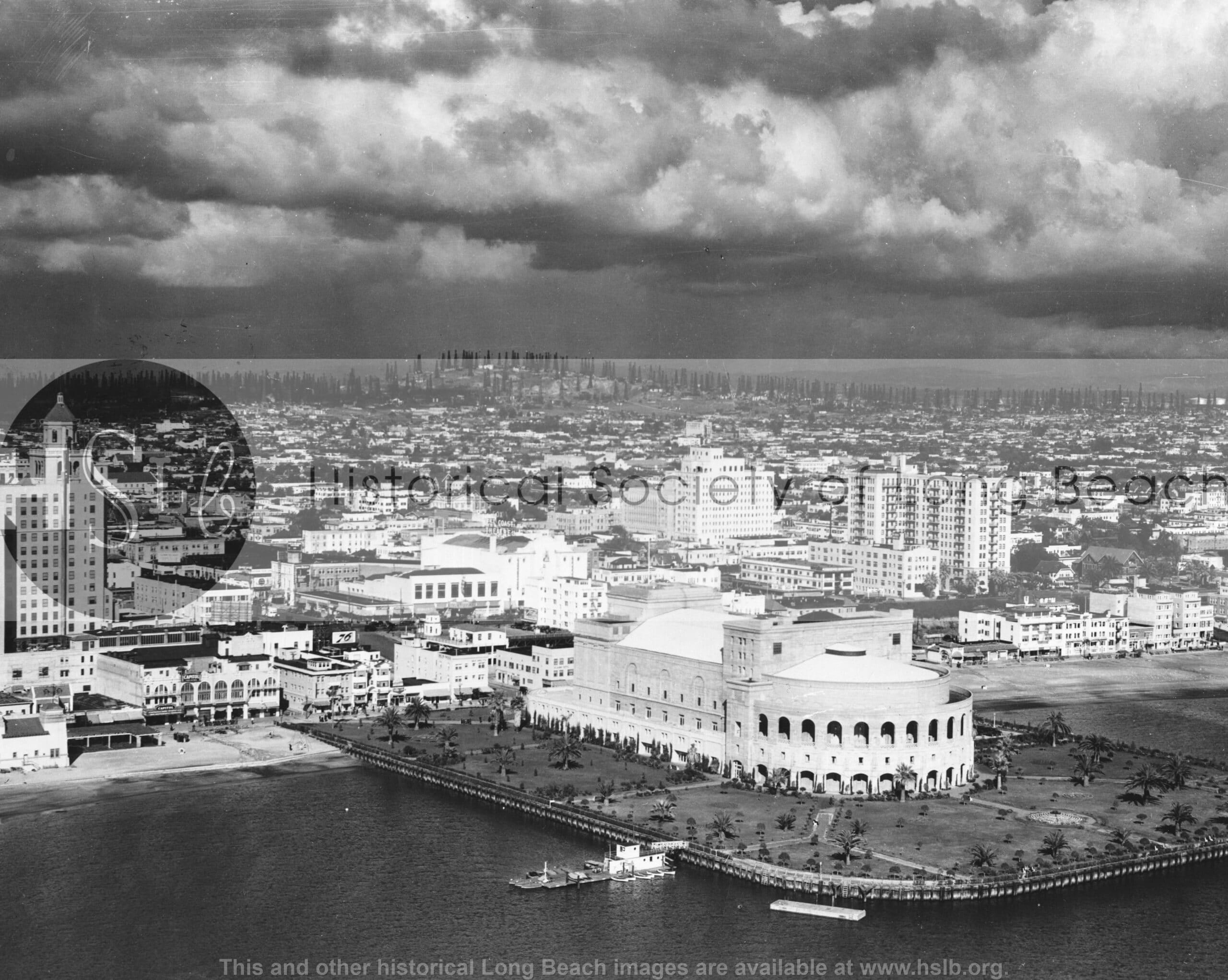 Municipal Auditorium, 1935