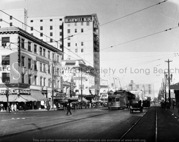 Ocean Blvd, c. 1930