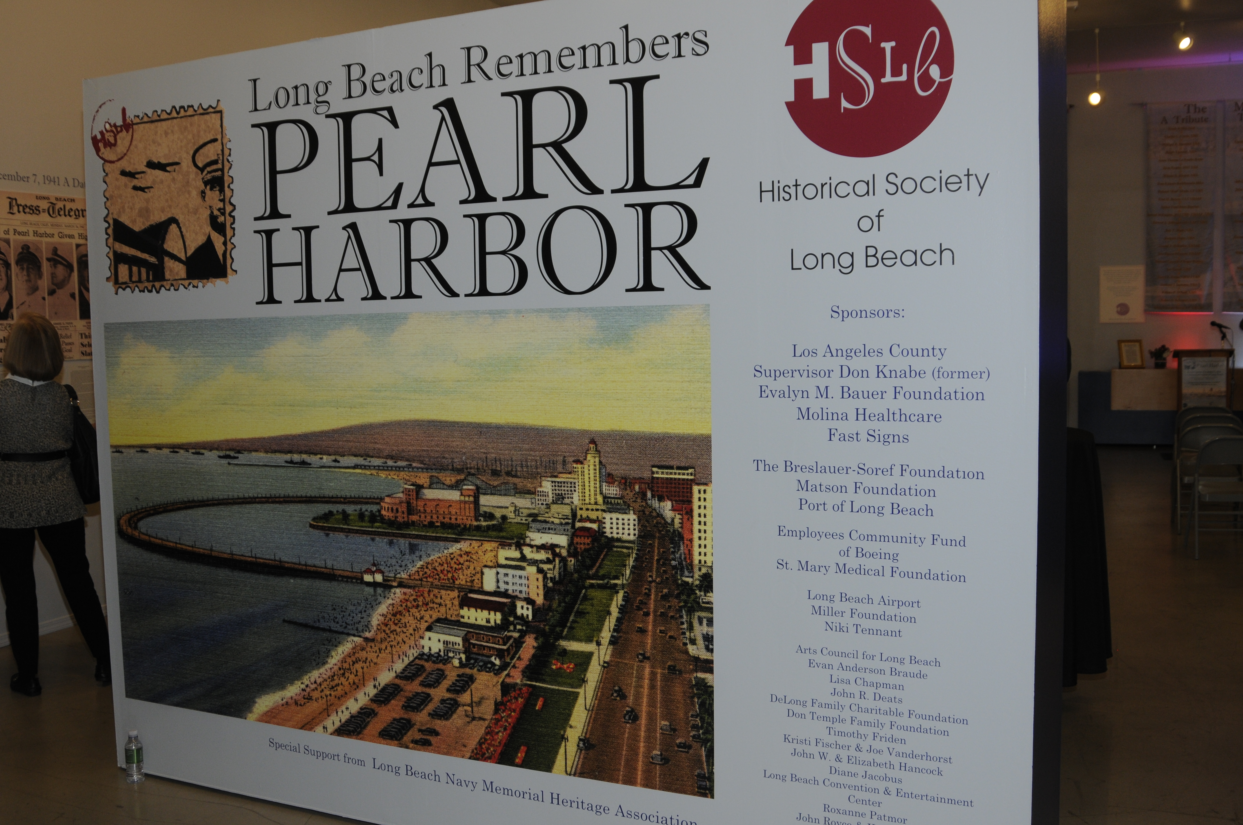 Long Beach Remembers Pearl Harbor Historical Society Of