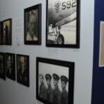 Historical society pearl harbor opening reception portraits and photographs