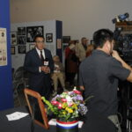 Long beach historical society pearl harbor opening reception interview
