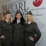 Pearl harbor flight attendants long beach opening reception