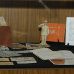 Pearl harbor journals and papers from opening reception