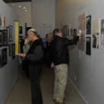 Pearl Harbor Opening Reception historical photographs