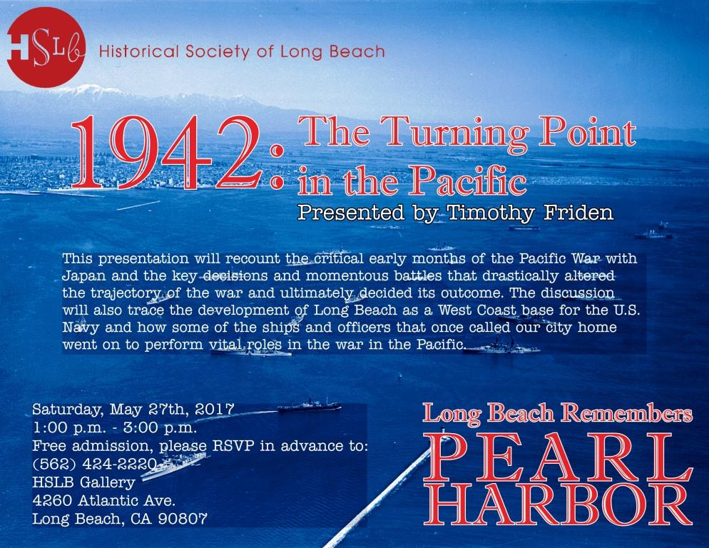 The Turning point in the pacific presentation