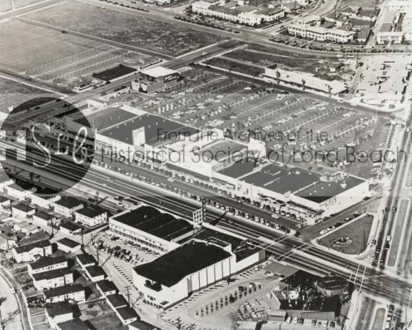 Bixby Knolls Shopping Center, c. 1955
