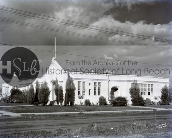 Longfellow Elementary, 1929