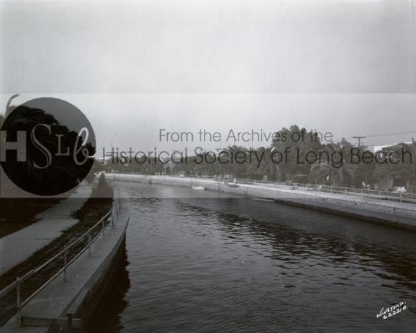 Naples canal, c. 1925