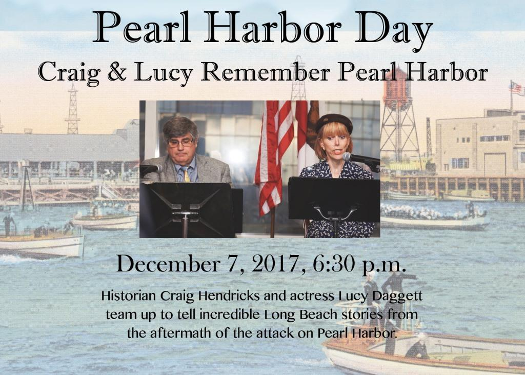 Pearl Harbor Day Craig and lucy remember pearl Harbor