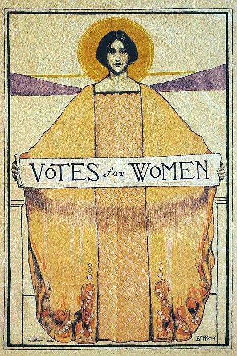 Women's suffrage in long beach