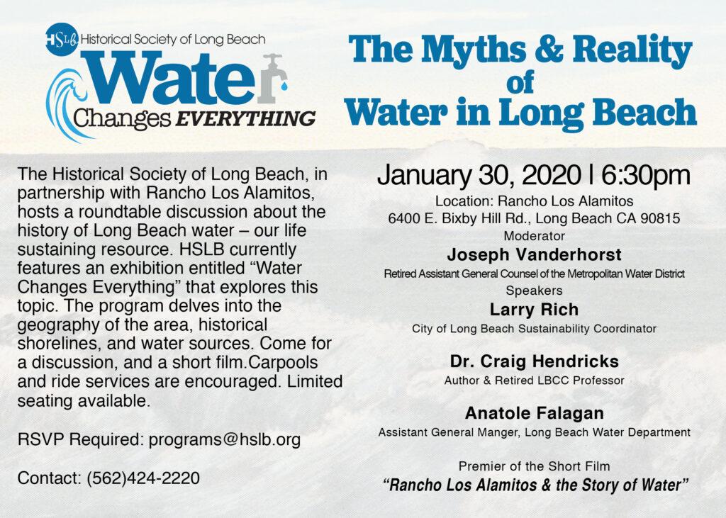 Historical Society Of Long Beach
