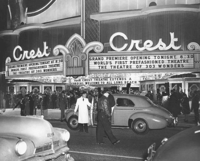 Crest Theatre HSLB