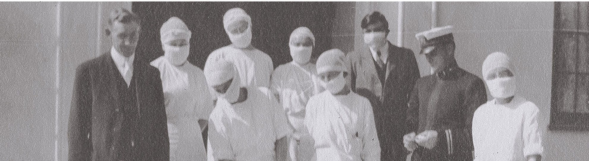 medical workers during pandemic