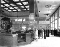 1930 Farmers Merchants front desk