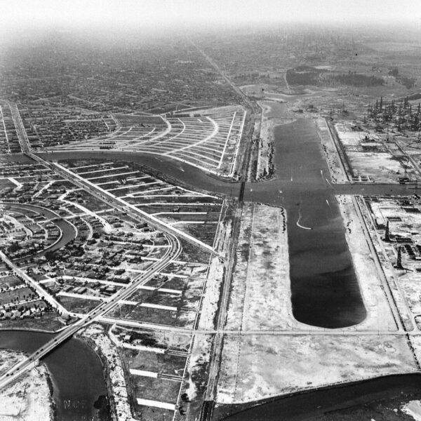 Marine Stadium Aerial West