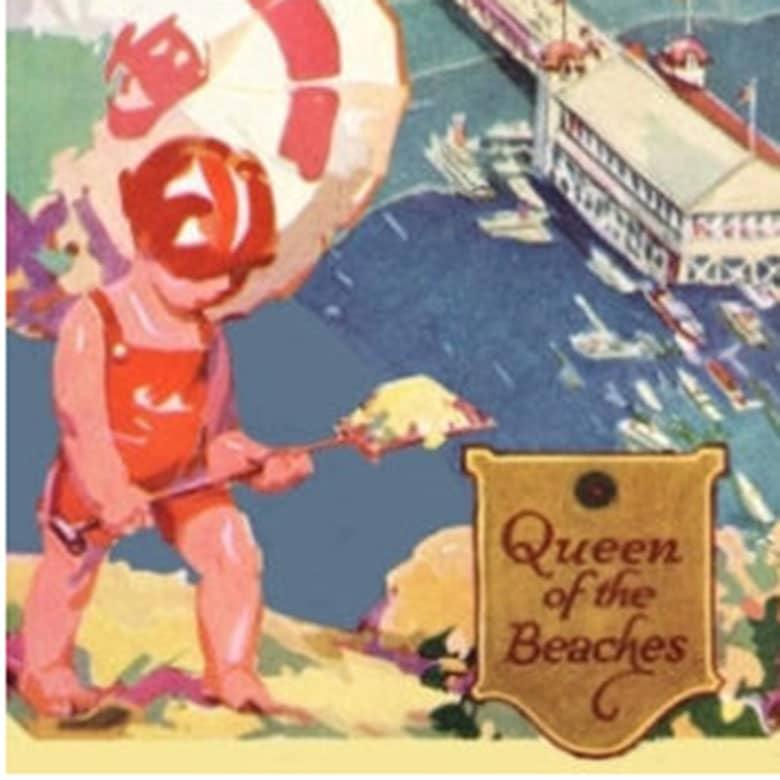 Queen of the beaches advertisement