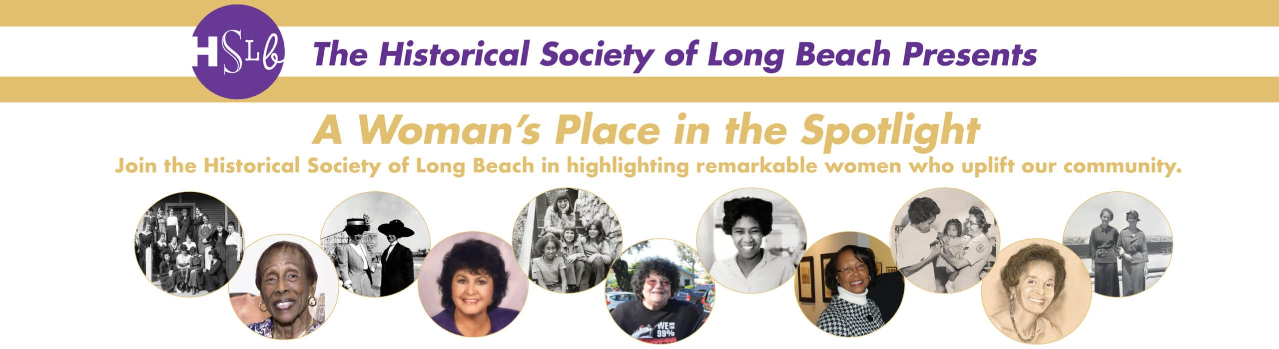 a woman's place in the spotlight HSLB community