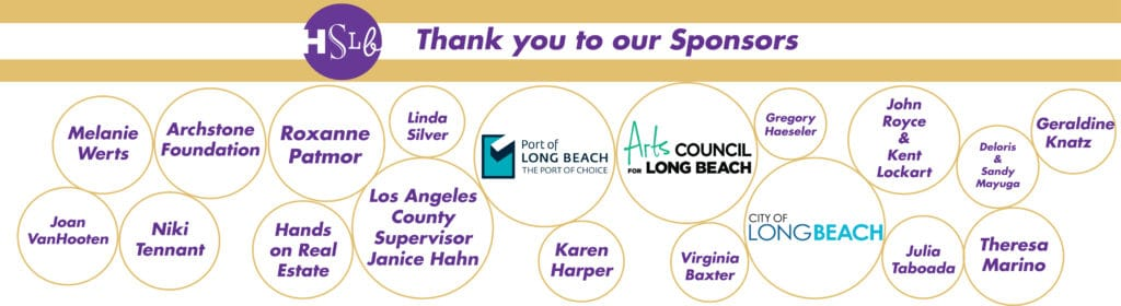 HSLB thank you for our sponsors